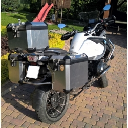 Komplet toreb do BMW Adventure model R1200,1250 GS LC K51